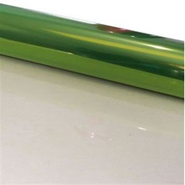 Cellophane Roll - Green Tint