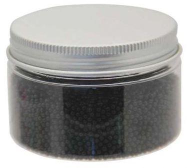 Crystal Water Pearls - Black