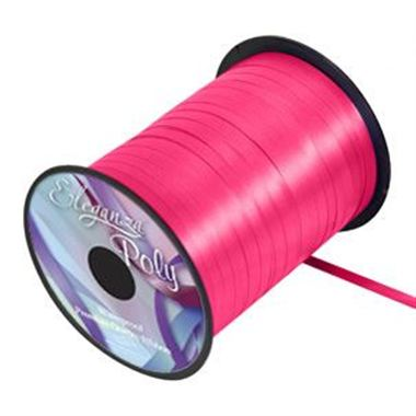 Ribbon Curling Deep Cerise - 5mm