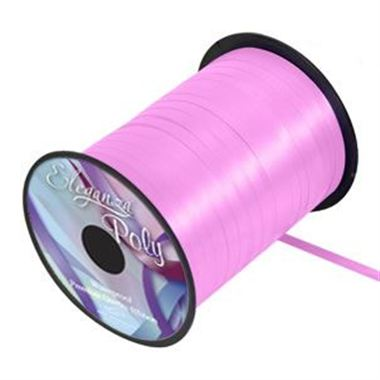 Ribbon Curling Classic Pink - 5mm