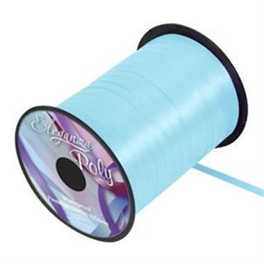 Ribbon Curling Light Blue - 5mm