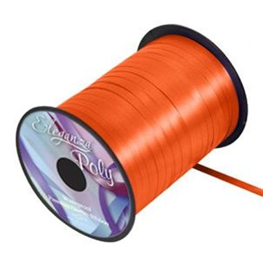 Curling Ribbon Orange - 5mm