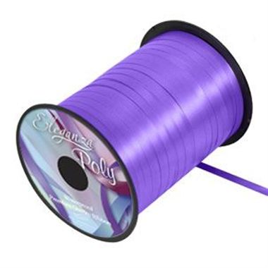 Ribbon Curling Purple - 5mm