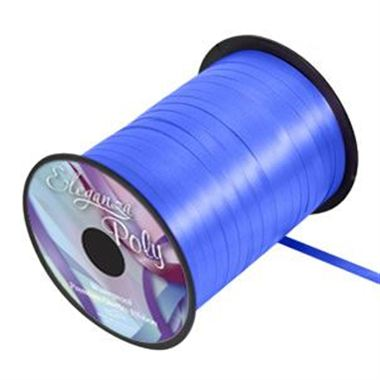 Curling Ribbon Royal Blue - 5mm