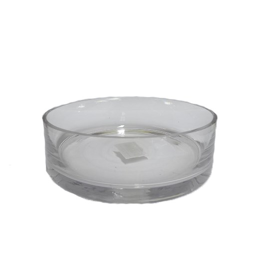 Glass Cylinder Bowl