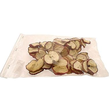 Dried Apple Slices - Red