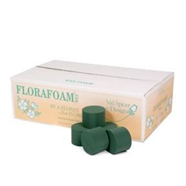 Floral Foam Wet Cylinders x 16