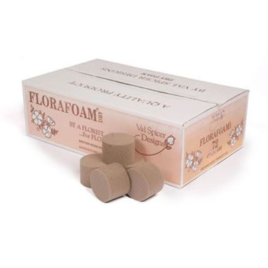 Floral Foam Dry Cylinders x 16