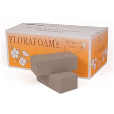 Floral Foam Dry Bricks x 20
