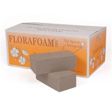 Floral Foam Dry Bricks x 4
