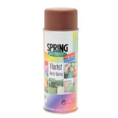 Spray Paint - Medium Brown