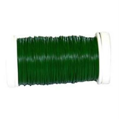 Wire Green Reel 0.38mm