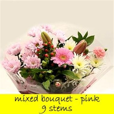 Bouquet Pink - 9 stems