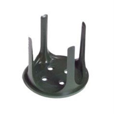 Plastic Pin Holders Green