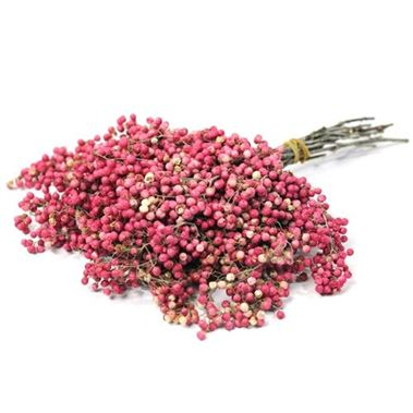 Pepper Berries Pink Natural (Schinus Molle )