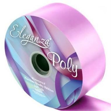 Ribbon Poly - Classic Pink