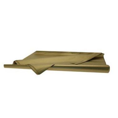 Tissue Paper - Metallic Gold